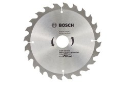 Пильный диск Bosch Eco for Wood, Ø 190x20/16-24T