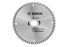 Пильный диск Bosch Eco for Aluminium, Ø 210x30-64T