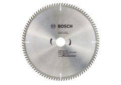 Пильный диск Bosch Eco for Aluminium, Ø 254x30-96T